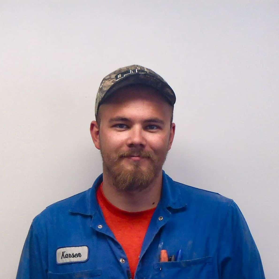 Karsen Clow : Technician